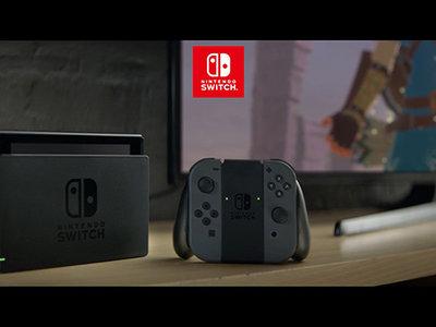 Juega cuando quieras, donde quieras y como quieras, es el título del nuevo tráiler de Nintendo Switch