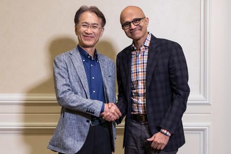 Sony y Microsoft firman un acuerdo para afrontar retos en común ¿Tiene algo que ver Stadia en Google con este movimiento?