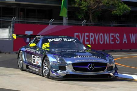 Bernd Schneider quiere correr con un Mercedes SLS GT3 en los Estados Unidos