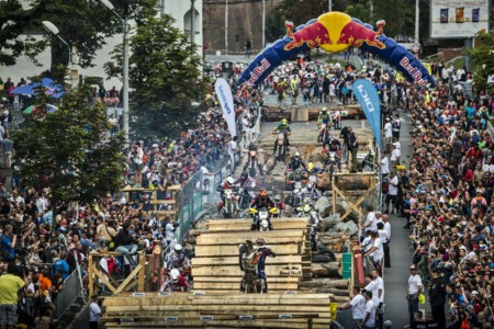 Red Bull Romaniacs Prologo General C Mihai Stetcred Bull Content Pool