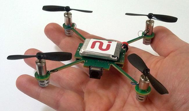 MeCam UAV