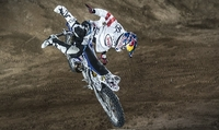 Tom Pagès domina la primera cita del Red Bull X-Fighters 2013 en México