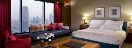 Chopard guestroom