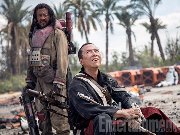 Foto de 'Rogue One: Una historia de Star Wars', nuevas fotografías (7/9)