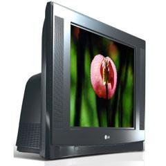 Televisores CRT planos de LG