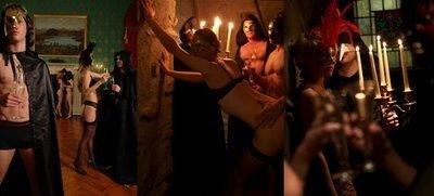Fiestas exclusivas en Castillos, lujo y sensualidad para unos pocos