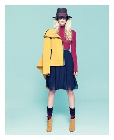 Bershka, lo nuevo de Octubre: aprende Zara lo que es un buen lookbook