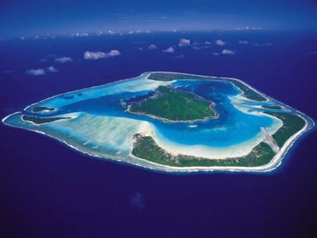 Cinco islas para descubrir el paraíso