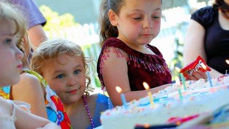 Alternativas saludables a las bolsas de chucherías de los cumpleaños