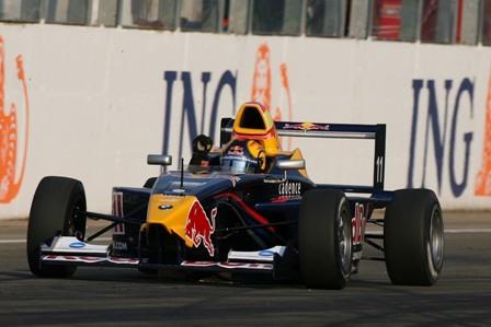 Demostración de Dani Juncadella en la Fórmula BMW