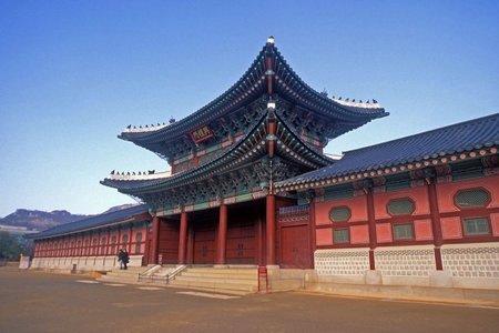 Los cinco palacios reales de Seúl