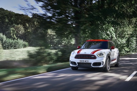 Mini Jcw Countryman 2