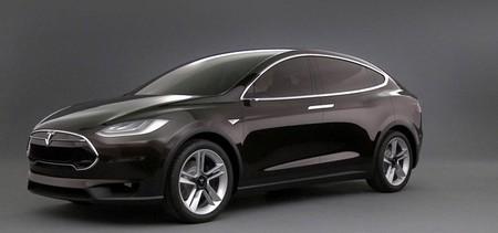 El Tesla Model X vendrá con tracción integral