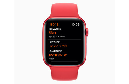 Apple Watch Fotografos Altimetro