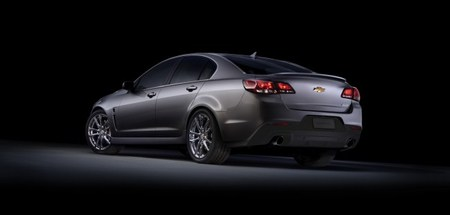 2014 Chevrolet SS trasera