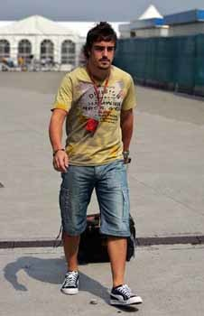 Coulthard ve a Alonso tomándose un año sabático