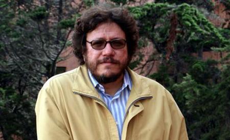 Santiago Gamboa escritor de 'La otra orilla' 2009