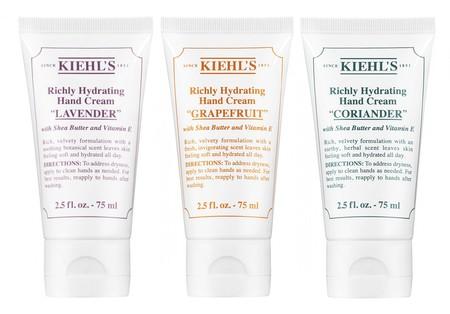 Crema de manos hidratante de Kiehl