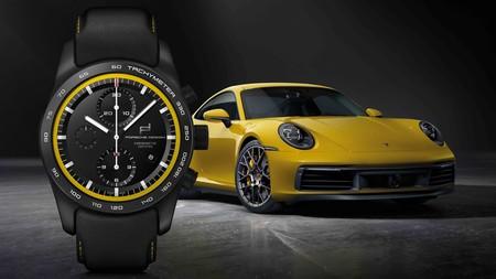Porsche ahora permite crear un reloj único eligiendo entre más de 1.5 millones de opciones de diseño