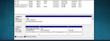 Particiones de disco duro: qué son y cómo hacerlas en Windows