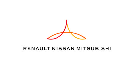 Renault Nissan Mistsubishi Alliance Logo