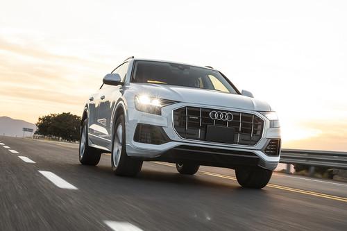Manejamos el Audi Q8, un jaque-mate al BMW X6 en su propio juego
