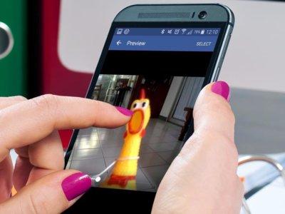 La app de Facebook para Android ahora te permite guardar vídeos... o algo así
