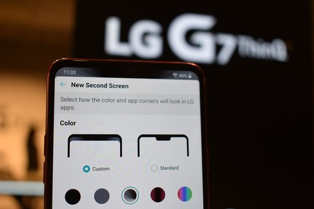 Lg G7 Thinq Notch
