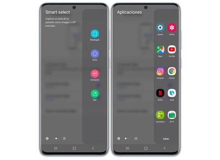 Samsung Galaxy S20plus 02 Pantalla Edge