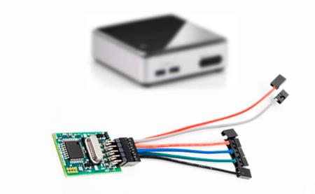 Pulse Eight lanza un adaptador para dotar de conectividad HDMI CEC a los Intel NUC