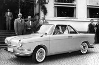 BMW 700, el coche que salvó la compañía (Parte 2)