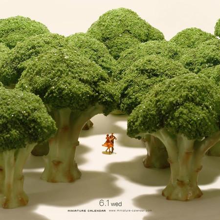 Miniaturas Tanaka 1