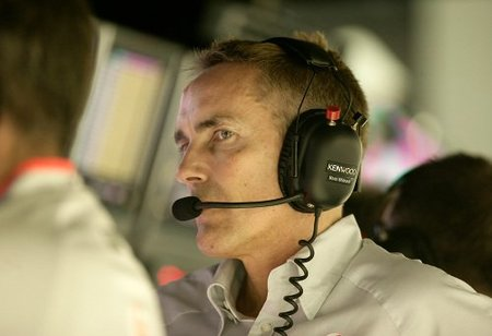 Martin Whitmarsh asciende en McLaren y manda en Woking