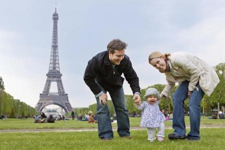 Viaje a París con niños