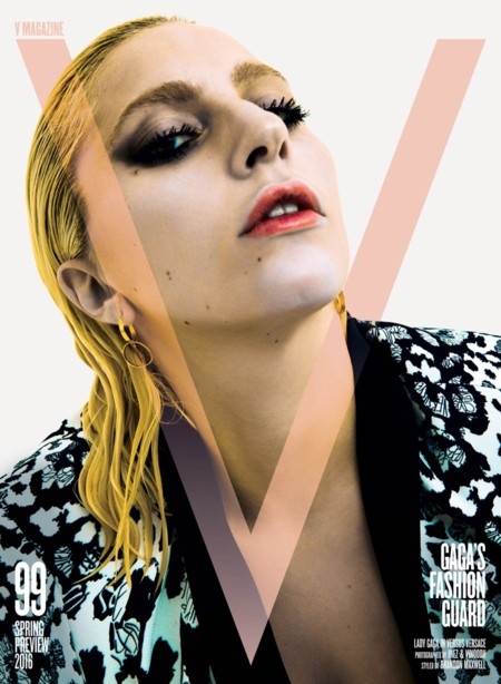 Lady Gaga V Magazine 99 2016 Covers02