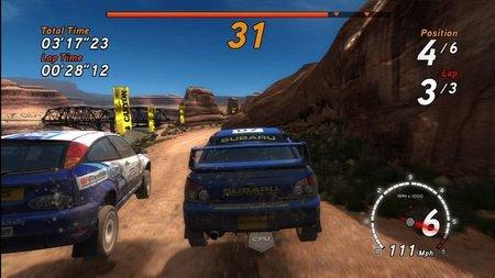 'SEGA Rally Online Arcade'. Fecha y precio para XBLA