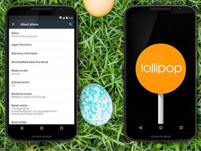 Distribución de Android en abril: Lollipop ya cubre el 5.4%