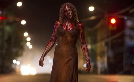Carrie ensangrentada