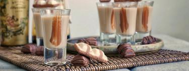 Chupitos de chocolate: receta fácil para disfrutar con amigos (vídeo incluido)