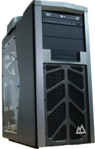 Mountain GTM 600 es el más asequible de los equipos potentes de Mountain
