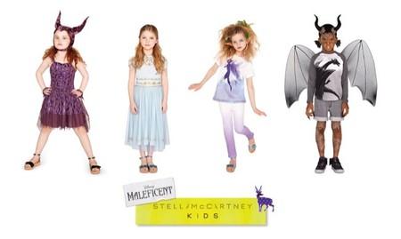 Los diseñadores crean líneas de productos específicos para niños inspirados en Maléfica de Disney