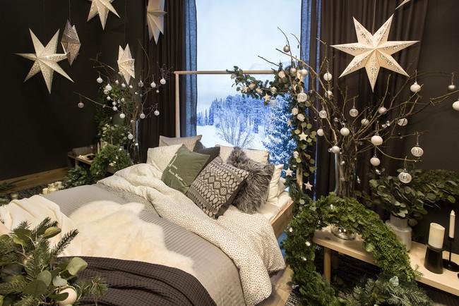 Okkikea Temporary Dormitorios Escaparate Navidad 2