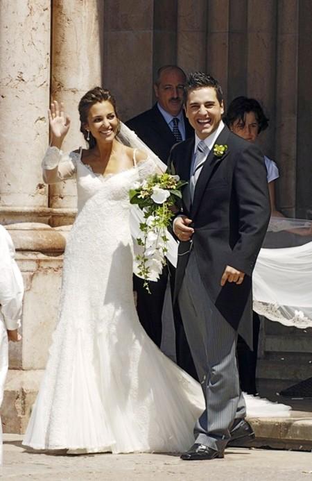 Paula echevarria vestido de novia