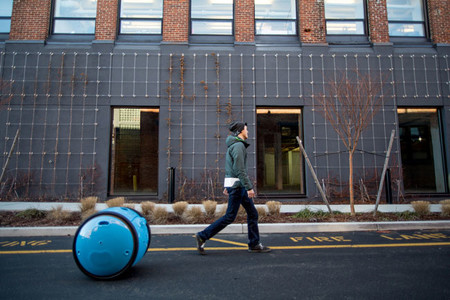 Gita, la maleta robótica