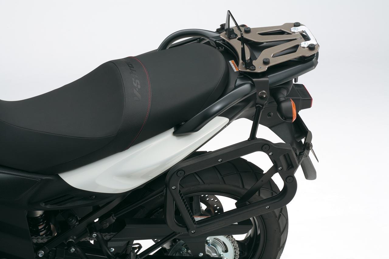 Foto de Suzuki V-Strom 650 2012, fotos de ambiente y accesorios (18/32)