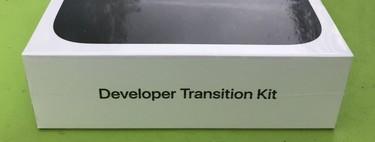 El chip A12Z del Mac mini DTK es el mismo que el del MacBook Pro de 16 pulgadas con Core i9 según un benchmark