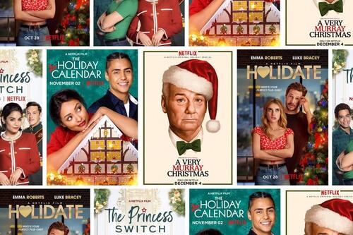 """Las películas navideñas de Netflix ordenadas de peor a """"venga, pon esa y abre el cava"""""""