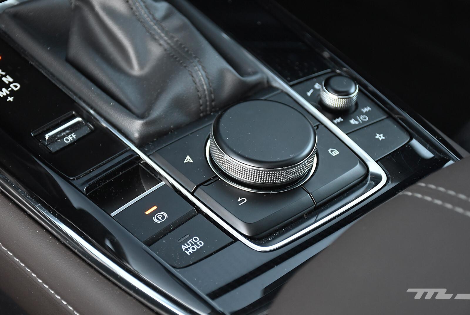 Foto de Mazda CX-30 turbo (prueba) (24/26)