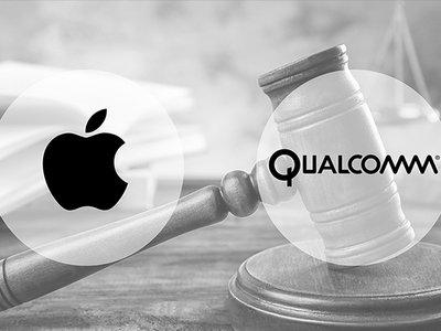 La guerra continúa: Apple deja de pagar a Qualcomm y Qualcomm busca prohibir la venta de iPhone en EEUU