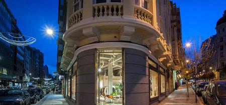 Espacios para trabajar que inspiran: la tienda Noho en A Coruña